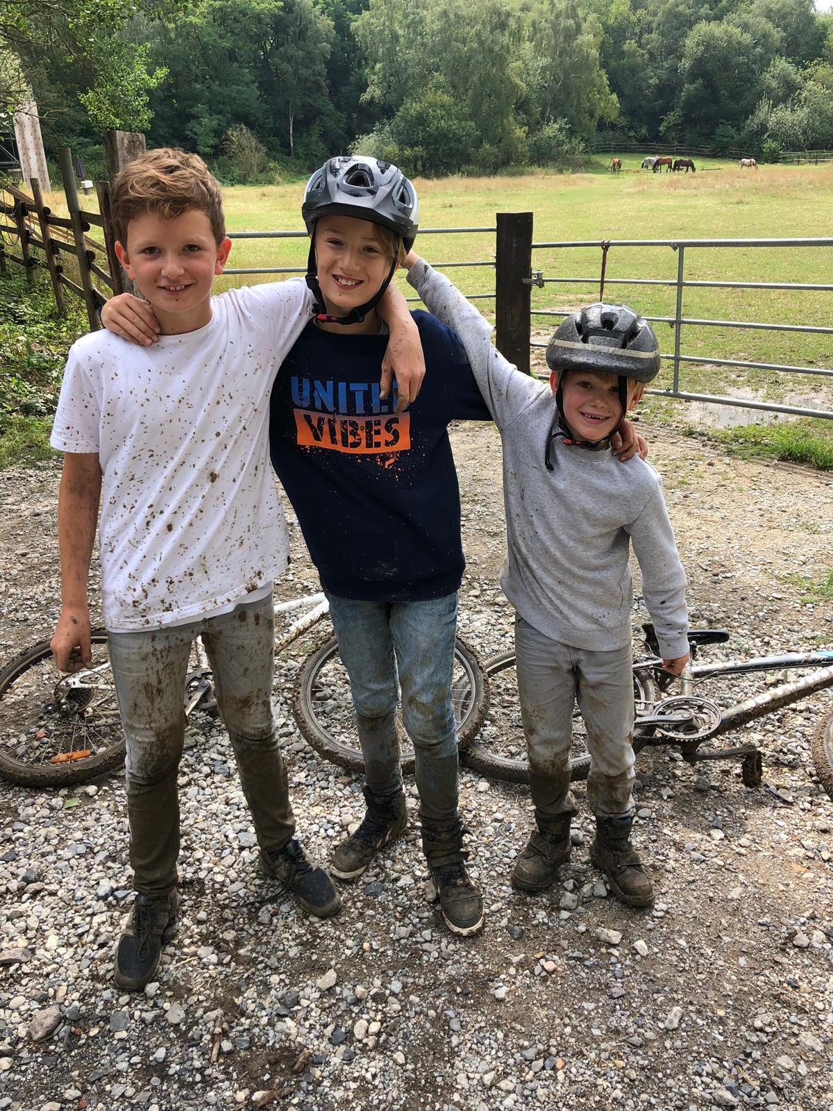 Mountainnbike  Kinder